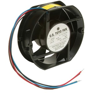USToyoFan - TAC17251345HW AC Fan, 172 x 150 x 51 MM, 115/230